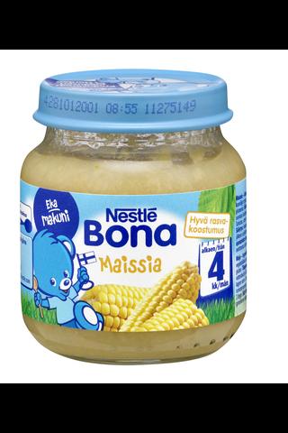 Nestlé Bona 125g Maissia lastenateria 4kk