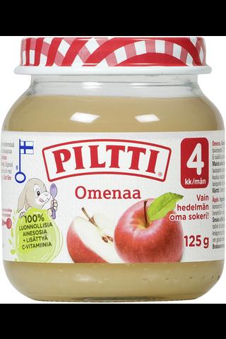 Piltti 125g Omenaa hedelmäsose 4kk