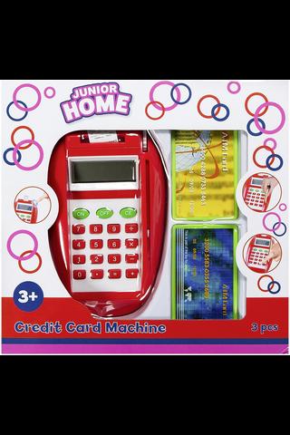 Junior Home luottokorttikone