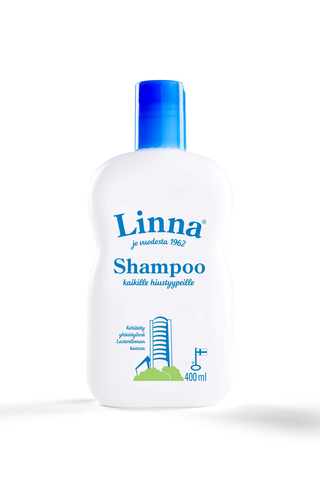 Linna 400ml shampoo
