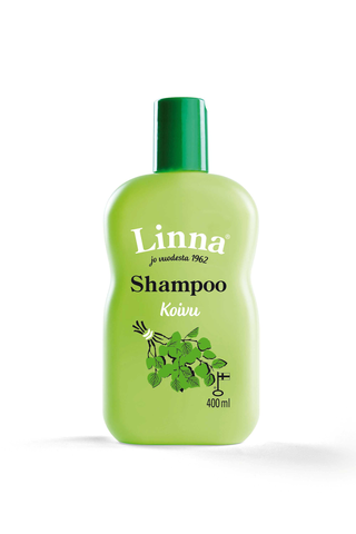 Linna 400ml Shampoo Koivu