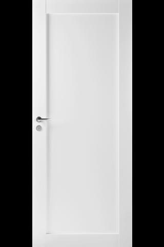 JELD-WEN Unique 501/1P 8x21 symm maalattu valkoinen massiivikehysovi