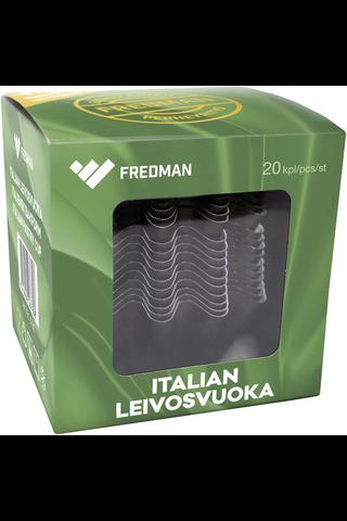 Eskimo Italian leivosvuoka 20 kpl kartonkinen