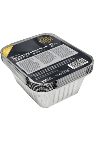 Eskimo 0,5 l foliovuoka 7 kpl