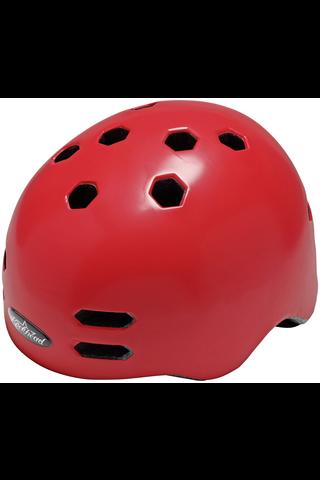 Rockhead MX-STYLE matta punainen L (56-61cm)