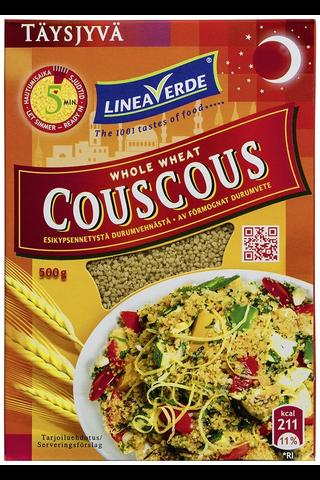 Linea Verde Täysjyvä Couscous 500 g