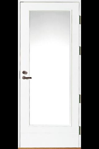 HALLTEX Ovet Venla valkoinen 18 M 9x21 oikea