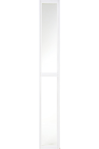 HALLTEX Ovet Kiinteä levike L07 valkoinen 3x21