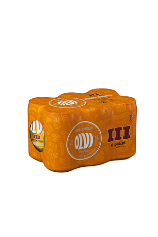 OLVI 6x0,33 L tlk III 4,5 % olut kutiste