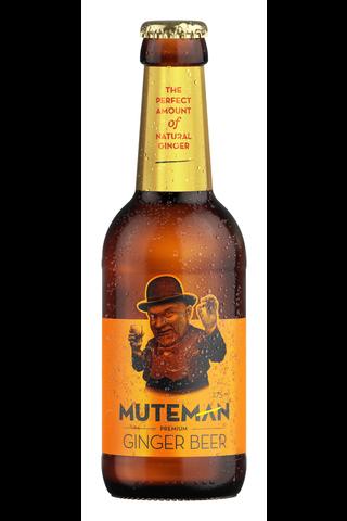 Muteman Premium Ginger Beer 0,275 l klp