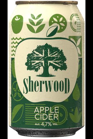 Sherwood 0,33L makea omenasiideri 4,7% tölkki