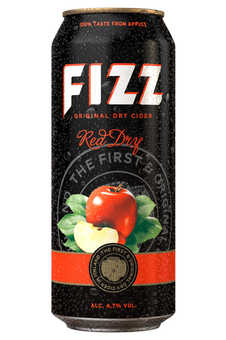 Fizz 0,5 l tlk Red Dry Apple 4,7% siideri