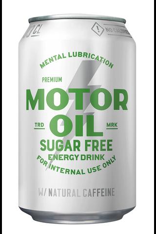 Motor Oil energiajuoma sokeriton 0,33 l tlk