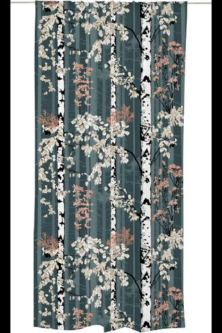 Vallila Luontopolku 140x250 cm deepgreen verho