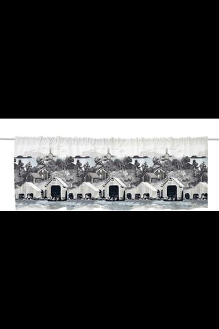 Vallila Houtskari 60x250 cm grey kappa