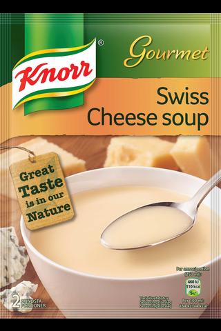 Knorr Keittoaines Sveitsiläinen juustokeitto 49 g