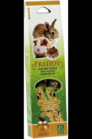 Freddy siementanko jyrsijöille, hunaja, 2 kpl