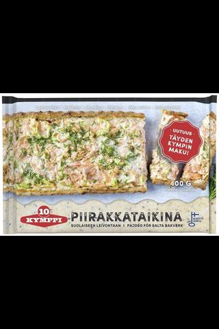Kymppi 400 g piirakkataikina Saaristo