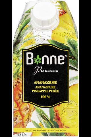 Bonne 0,5l Premium ananassose 100%