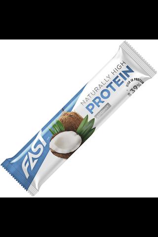 Fast 35g Naturally High Protein maitosuklaaproteiinipatukka kookos