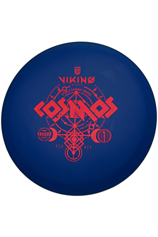 Viking Discs Ground Cosmos driver frisbeegolfkiekko