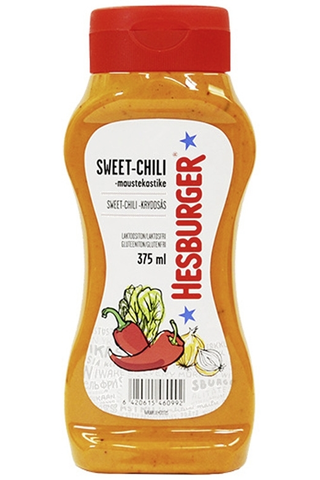 Hesburger Sweet-chili -maustekastike 375ml