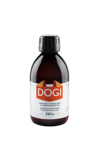 Dogi oil ravintoöljy koirille 250ml
