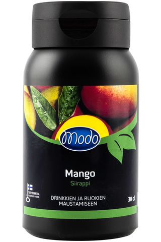 Modo Mango Siirappi 30cl
