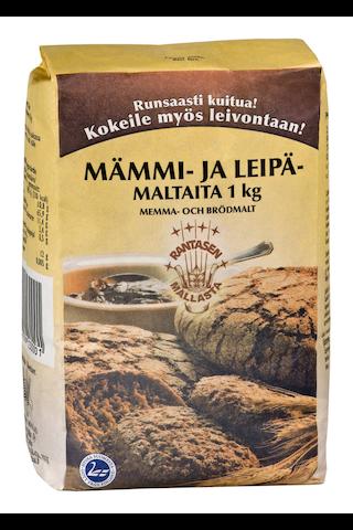 Rantasen 1kg Mämmi- ja leipämaltaita