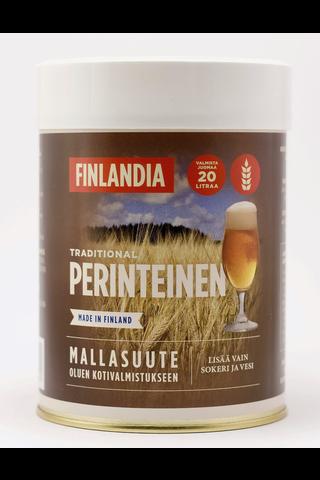 Finlandia 1kg kotiolutuute perinteinen