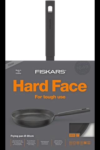 Fiskars Hard Face paistinpannu 28cm