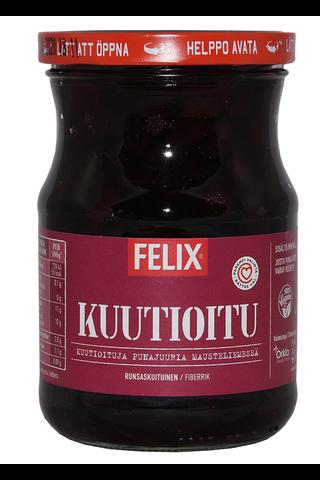 Felix kuutiopunajuuri mausteliemessä 570/380g