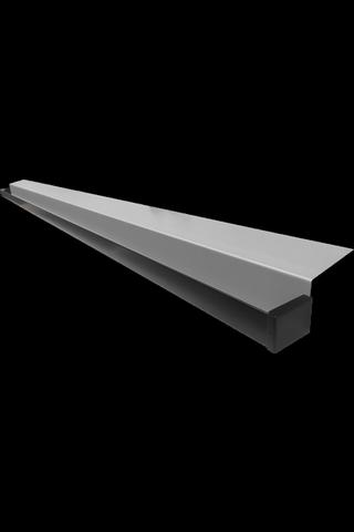 Rainvex räystässuojakouru 690 cm Musta