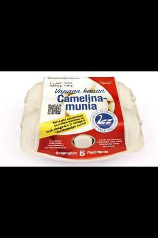 Satamuna 408g vapaan kanan Camelina-munia L6