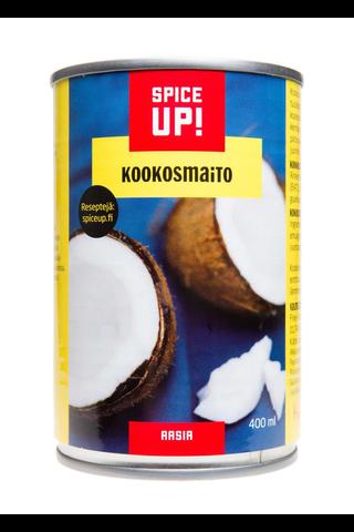 Spice Up! 400ml Kookosmaito