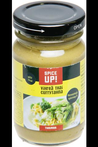 Spice Up! Vihreä thai currytahna 100g