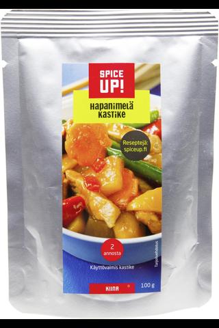 Spice Up! 100g Hapanimeläkastike