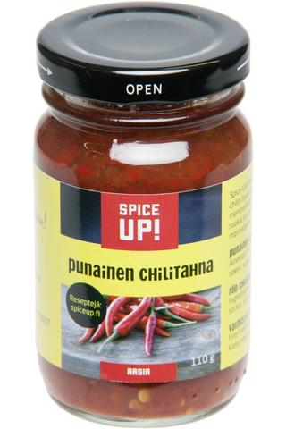 Spice Up! 110g punainen chilitahna