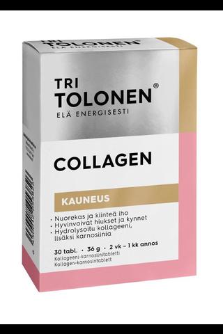 Tri Tolonen Collagen 30tabl