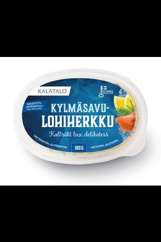 Kalatalo Kylmäsavulohiherkku 160 g