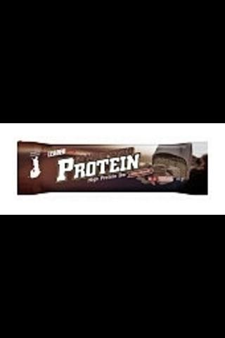 Leader So Lo-Carb Protein 61g Tuplasuklaapatukka proteiinipatukka laktoositon ja gluteeniton