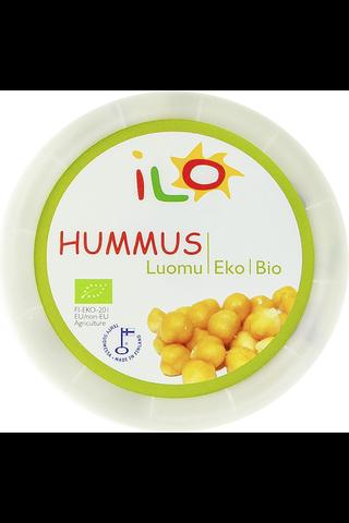 ILO 150g Luomuhummus