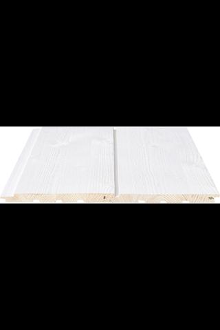 Siparila struktuuripaneeli  STS 15x176x2350 mm puhdas valkoinen 1,89 m2/pkt
