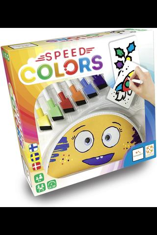 Lautapelit.fi Speed Colors lautapeli