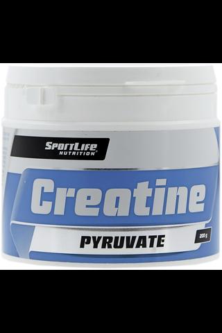 SportLife Nutrition Creatine Pyruvate 200g Kreatiinipyruvaattijauhe