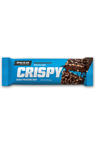 SportLife Nutrition Crispy 40g suklaa-brownie proteiinipatukka