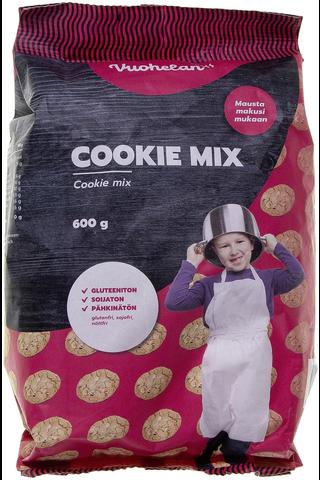 Vuohelan gluteeniton Cookie mix 600g