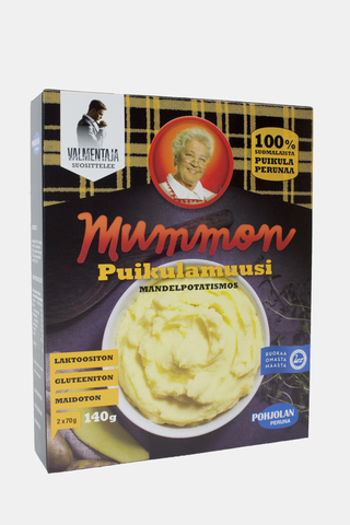 Mummon Puikulamuusihiutale 140 g 2x70 g
