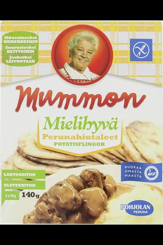 Mummon Mielihyvä 140g Perunahiutaleet