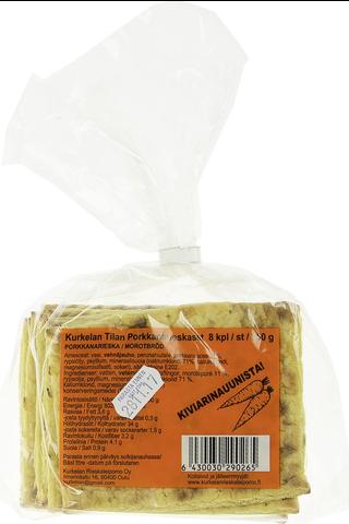 Porkkanarieskaset 8 kpl / 360 g